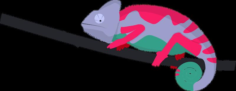 Variaction - camaleonte